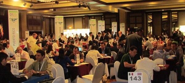 Este 2017 habrá participantes de 38 países diferentes y ya hay pactadas 5.500 citas de negocios.