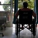 El IVM asumirá, el próximo año, el pago de ¢157.284 millones de contribución al Seguro de Salud de las personas jubiladas al régimen, según proyecciones de la Caja. En la imagen, un adulto mayor en el hospital Blanco Cervantes. Foto: Mayela López