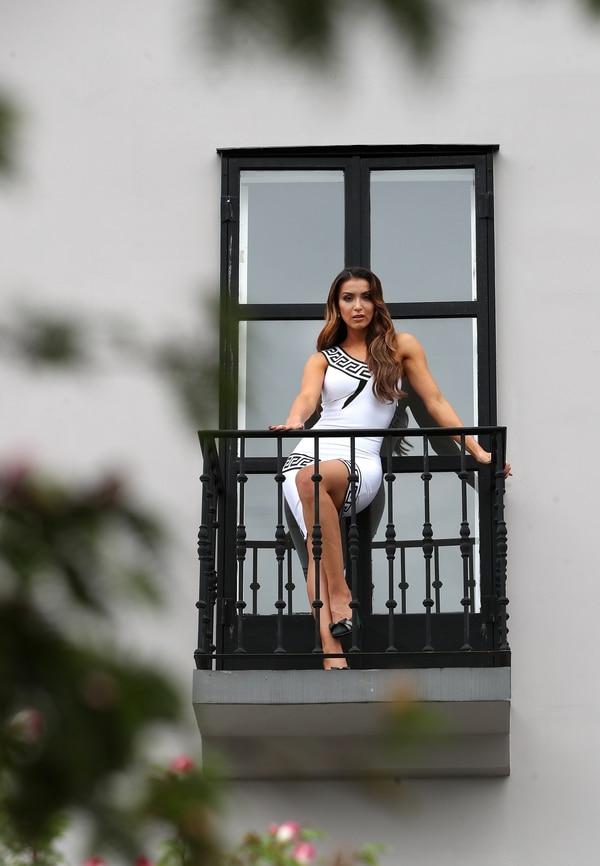 La Miss Costa Rica fue coronada el 19 de julio. Fotografía: John Durán.