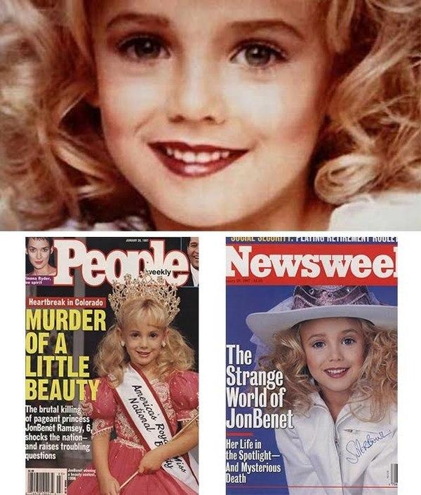 JonBenét Ramsey era una reina de belleza que ocupaba las principales portadas de las revistas. Su vida se apagó de manera macabra.