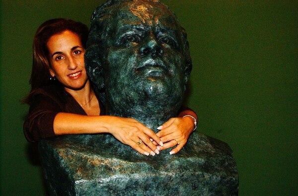Inés Revuelta Sánchez fue directora del Teatro Melico Salazar.