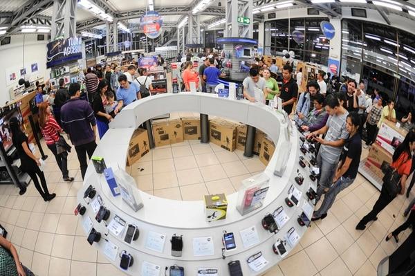 Grupo Monge tiene presencia en seis países: Costa Rica, Guatemala, Honduras, Nicaragua, El Salvador, y Perú, por medio de 518 tiendas.