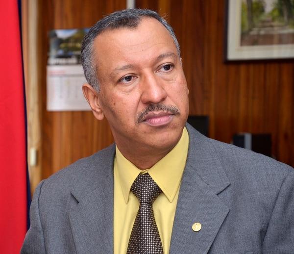 Milton Vargas, gerente general de JPS