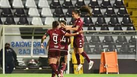 Saprissa se confirma como finalista de la liga femenina con una fiesta de goles