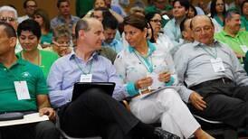 Laura Chinchilla preocupada por opiniones negativas contra Figueres