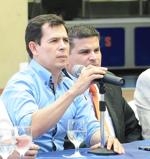 El empresario urbanístico Roy Rivera está interesado en invertir en el Cartaginés