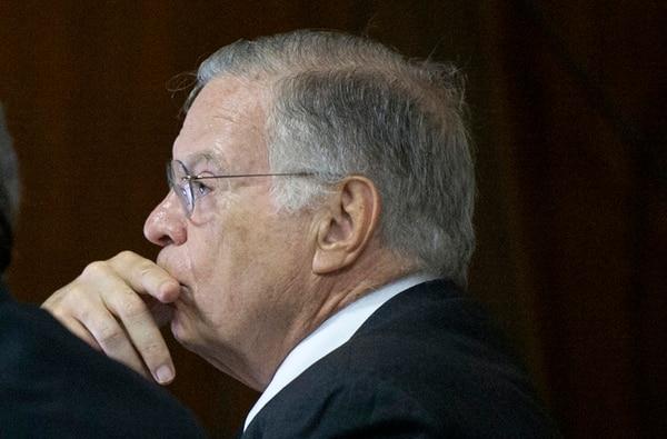 Miguel Ángel Rodríguez prefirió no referirse al fallo porque dijo que no había sido notificado de la resolución. | LUIS NAVARRO /ARCHIVO LN