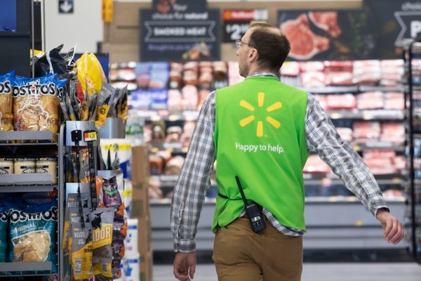 No habrá cámaras en las farmacias, frente a los baños ni en el salón de descanso de los empleados de Walmart.
