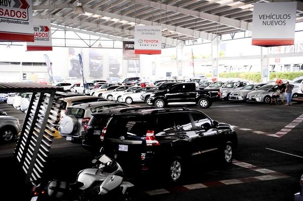 Purdy Motor hizo fuerte inversiones durante los últimos dos años en sus instalaciones ubicadas en La Uruca. | MARCELA BERTOZZI