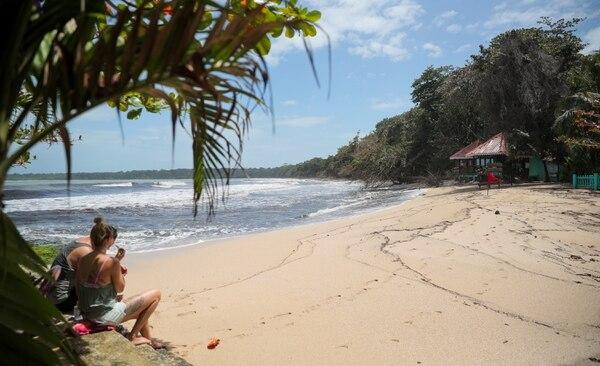 El Caribe Sur desde el jueves y hasta el lunes se quedó sin visitantes.