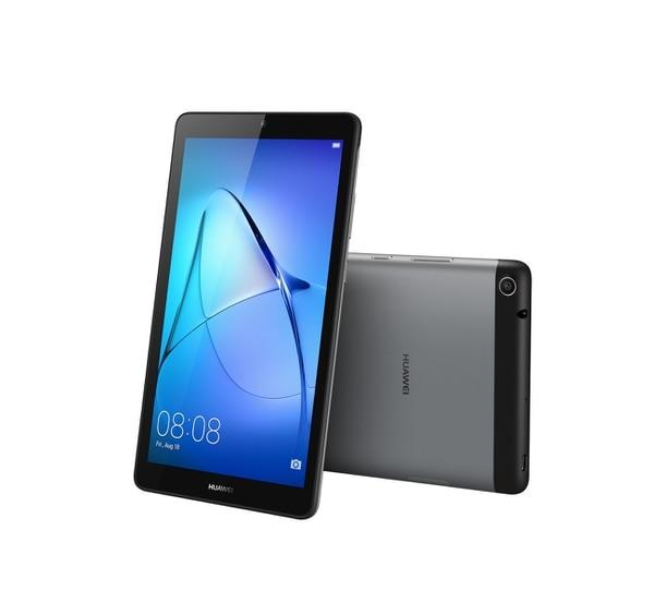 La tableta permite que los padres puedan administrar el uso que sus hijos dan al dispositivo. Foto: Huawei para LN.
