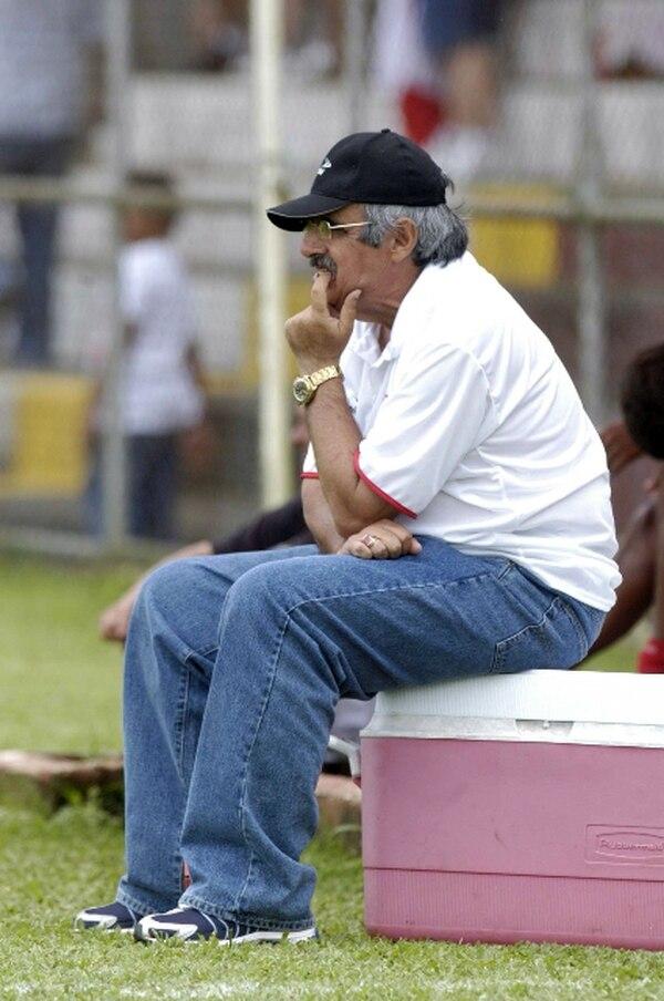 Orlando de León llegó a un acuerdo con el Club Sport Herediano. | ARCHIVO