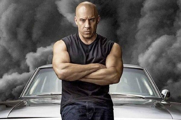 Vin Diesel lanzó 'Feel Like I Do' en el programa de la cantante Kelly Clarkson. Foto: Archivo.