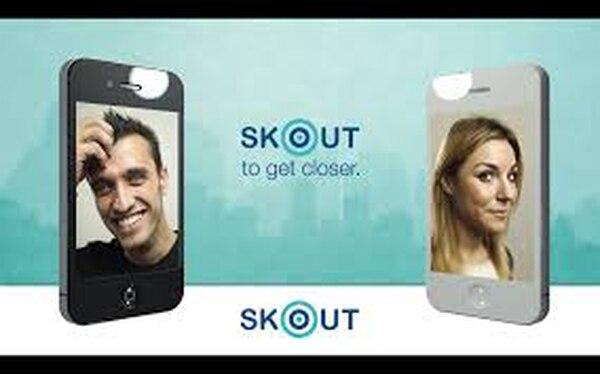 Skout, lanzada en 2007 y que se autodenomina
