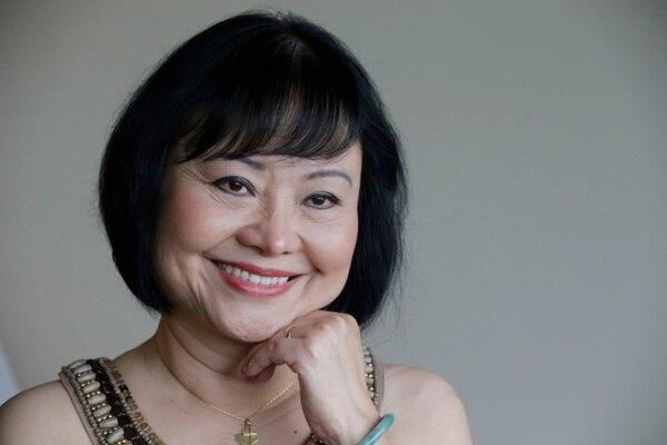 A lo largo de su vida, Kim Phuc ha trabajado en distintas fundaciones y fue nombrada como embajadora de la UNESCO, buscando sensibilizar al mundo con su historia. Fotografía: AP