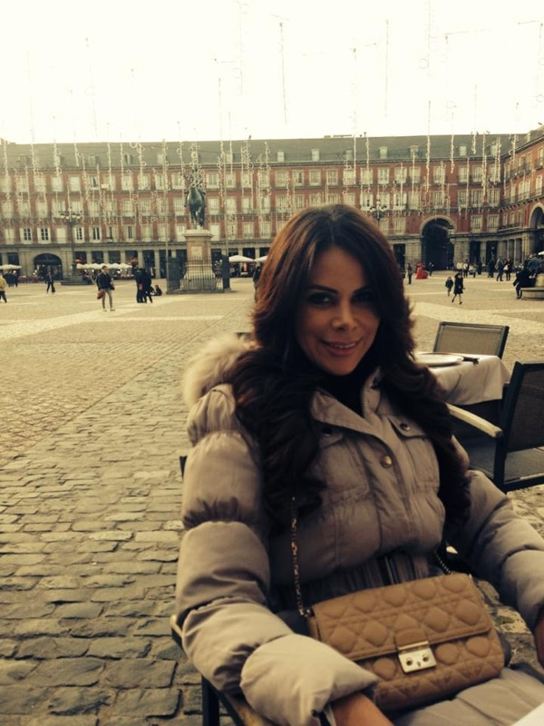 Madrid. La doctora se enfoca en nuevos proyectos. cortesía Ileana Alfaro