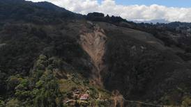 CNE vigila 119 deslizamientos activos ante inicio de época lluviosa