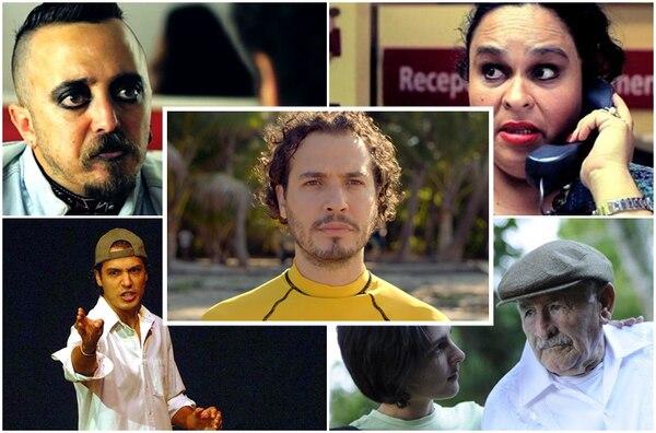Hernán Jiménez ha plasmado en la gran pantalla y sobre los escenarios a decenas de personajes, muchos de sus favoritos son nacidos de su imaginación y otros en colaboración con actores a quienes ha dirigido.