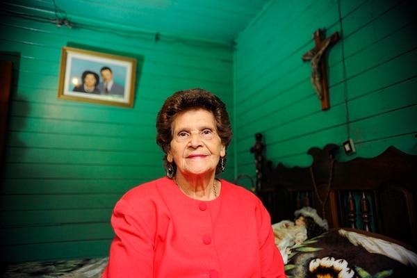 Soledad Morales recibió el diagnóstico de cáncer de mama a los 40 años de edad. Hace 13 años, debió luchar de nuevo contra el cáncer, esta vez de vesícula. | FOTO: EYLEEN VARGAS