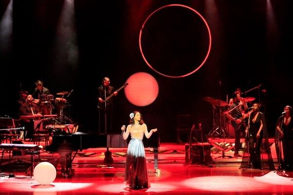 Debi Nova vuelve a estar nominada en los Latin Grammy. ¿Será el 2020 su año? Foto: Rafael Pacheco