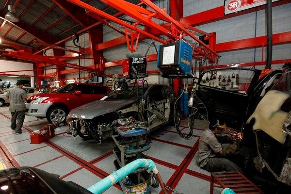 La indemnización en el costo de las reparaciones de un vehículo puede verse afectada si este tenía reportado un valor menor al precio de mercado ante la compañía de seguros. | JORGE ARCE