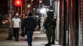 Militares refuerzan la seguridad en Bogotá ante ola de asaltos