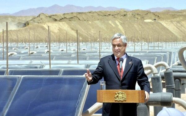 El presidente de Chile Sebastián Piñera acusó a oposición este miércoles por generarle dificultad para gobernar