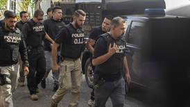 Jóvenes descontarán 20 años de cárcel por triple homicidio en búnker de Aserrí
