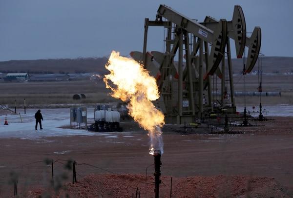 La elección de Donald Trump plantea esperanzas de aumentos significativos en la perforación de petróleo y gas. | AP