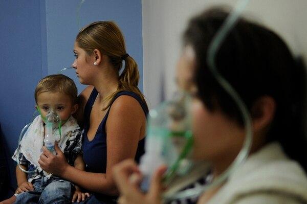 Niños y adultos mayores son los más vulnerables. | ALBERT MARÍN