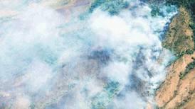 Destrucción por incendios forestales se agrava este año respecto al 2017