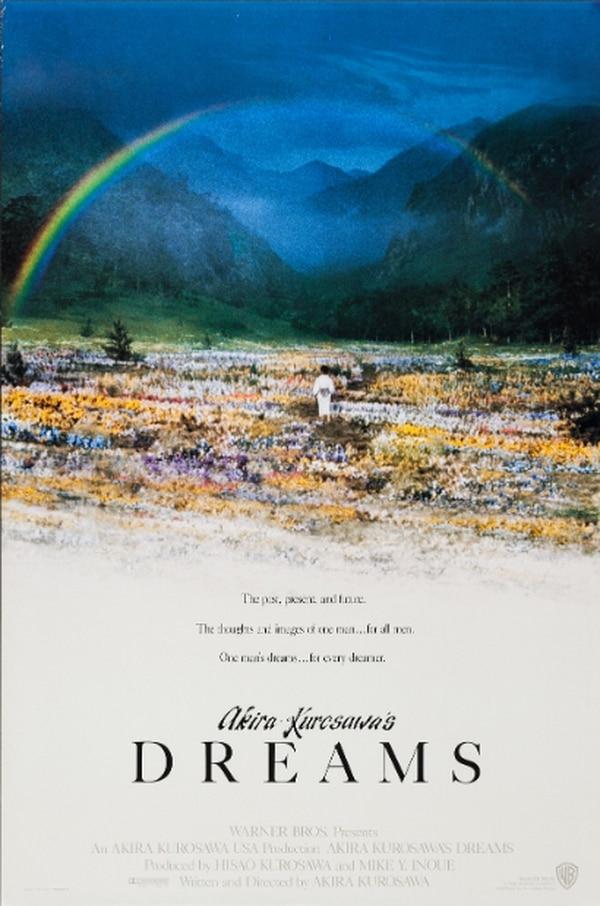 'Sueños' es dirigida por Akira Kurosawa.