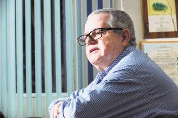 Moisés Fachler renunció a la Corte al inicio de la investigación. | ARCHIVO