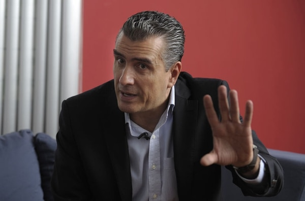 Otto Guevara relanzó semanas atrás su proyecto político en el Movimiento Libertario.
