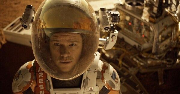 La película Misión Rescate , basada en el libro El marciano de Andy Weir, es protagonizada por el actor de Hollywood, Matt Damon, quien encarna al astronauta Mark Watney, abandonado en Marte.