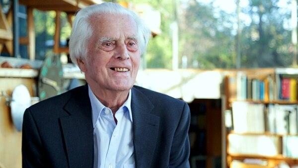 Frei Otto murió el año pasado, a los 89 años. Obtuvo varios reconocimientos en su carrera, incluido el Premio Pritzker.