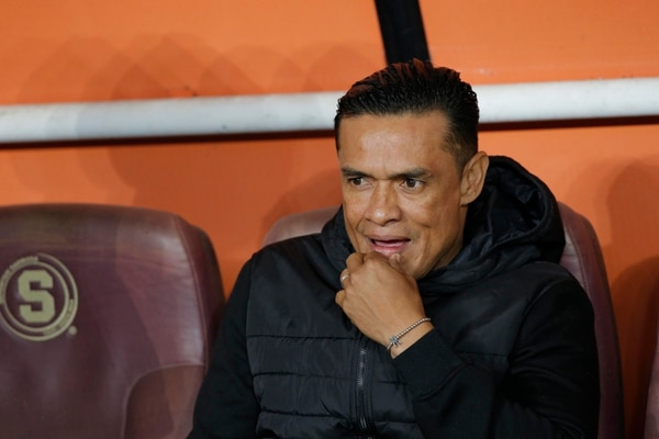 Walter Centeno espera con ansias el momento en el que se reanude el fútbol. Fotografía: Mayela López
