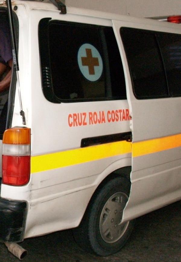 ambulancia, cruz roja