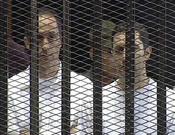 La puesta en libertad del clan Mubarak representa un dilema para el exjefe del ejército y actual presidente, Abdel Fatah al Sisi,