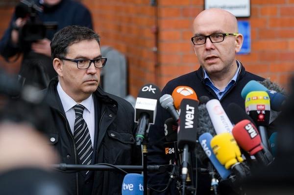 Comité de Derechos Humanos de la ONU admite la demanda de Puigdemont