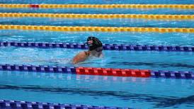 Camila Haase se ubica sétima en el heat de los 100 metros pecho