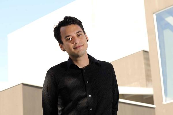 Miguel Gómez, cineasta costarricense.