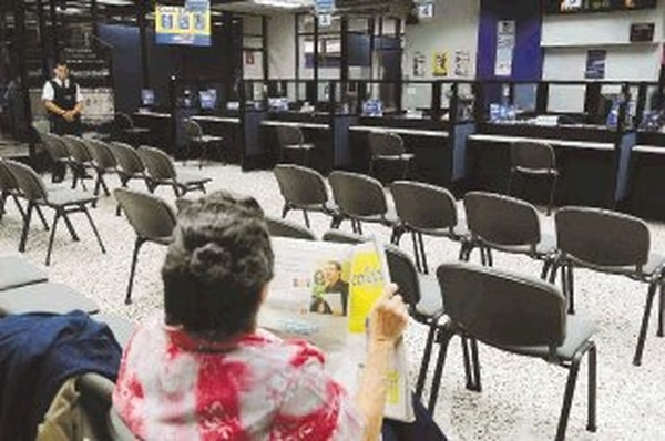 En Bancrédito indicaron que hacen ajustes para bajar la mora. | ARCHIVO