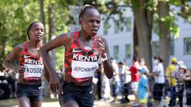 Keniana Peres Jepchirchir campeona olímpica de la maratón femenina de Tokio 2020