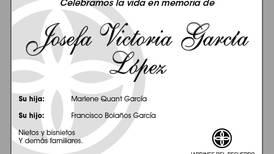 Josefa Victoria García López