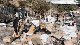 Presidente de Sudáfrica ve intento de 'insurrección' en ola de violencia en el país