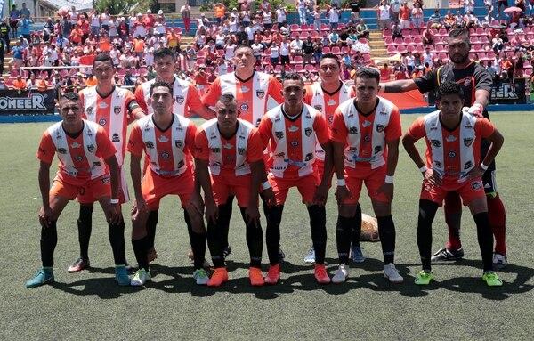 El conjunto de Puntarenas San Luis es integrado por jugadores de la zona. Orgullosamente son cédula