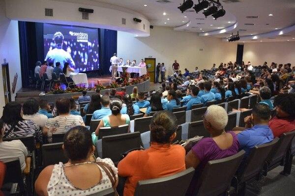 Para participar en la competencia Seedstars Costa Rica los interesados deben sumarse a los talleres de preparación que organiza Procomer. (Foto cortesía Procomer)