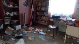Coligallero preso por robo dentro de escuela de Crucitas de Cutris