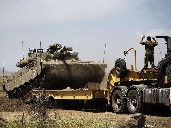 La guerra civil de Siria inició en enero de 2011. | AFP